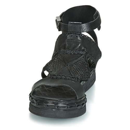 s Nu Et Chaussures pieds AirstepA Femme Noir Lagos Sandales 98 TlJK5uF31c