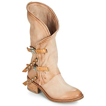 Chaussures Femme Bottes ville Airstep / A.S.98 WINNIE Beige