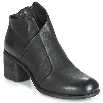 Chaussures Femme Bottines Airstep / A.S.98 BALTIMORA LOW Noir