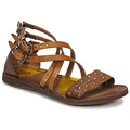 Chaussures Femme Sandales et Nu-pieds Airstep / A.S.98 RAMOS CLOU Camel