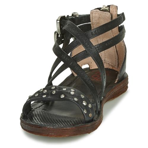 98 Noir AirstepA pieds Clou Femme Ramos s Et Sandales Nu EHeDYbWI29