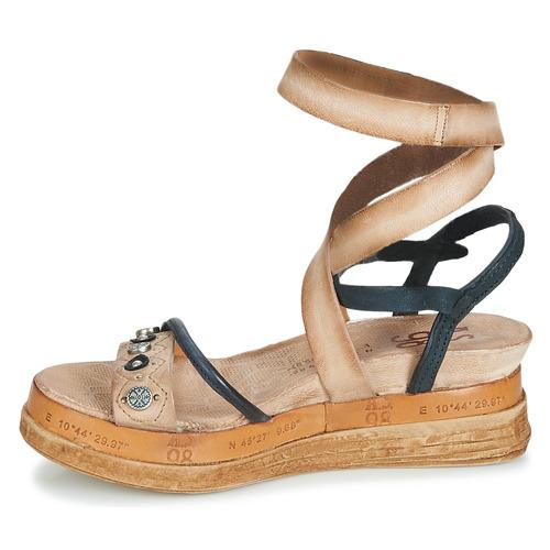 Noir Et Lagos Femme Nu Beige 98 Sandales s AirstepA pieds RL4A5j