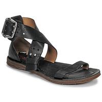 Chaussures Femme Sandales et Nu-pieds Airstep / A.S.98 RAMOS CROISE Noir