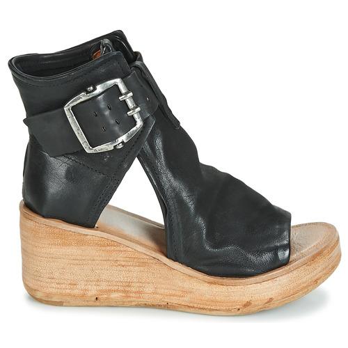 AirstepA 98 Noa Noir Buckle Sandales pieds Femme s Nu Et 8Nn0kOZPwX