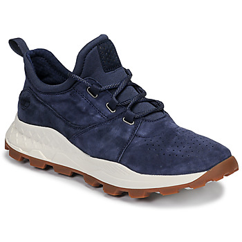 Chaussures Homme Baskets basses Timberland BROOKLYN LACE OXFORD Bleu