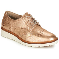 Chaussures Femme Derbies Timberland ELLIS STREET OXFORD Rose gold