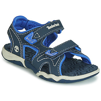 Chaussures Enfant Sandales et Nu-pieds Timberland ADVENTURE SEEKER 2 STRAP Bleu