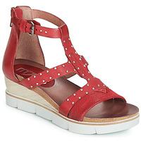 Chaussures Femme Sandales et Nu-pieds Mjus TAPASITA CLOU Rouge