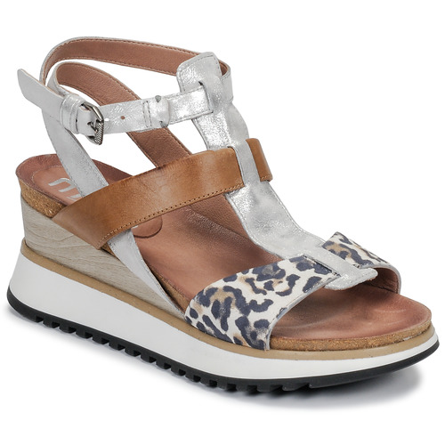 4b013d62785a Mjus TARDE Camel / Leo - Livraison Gratuite | Spartoo ! - Chaussures ...