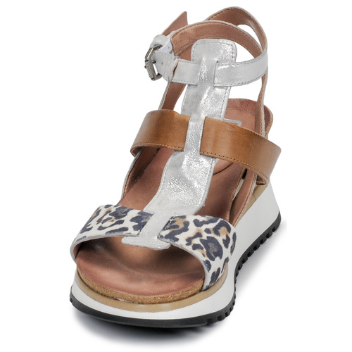 Mjus CamelLeo Et pieds Nu Femme Tarde Sandales lF3J1KcT