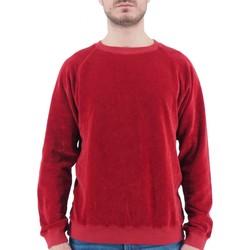 Vêtements Homme Sweats Devid Label | Sweatshirt homme Rouge | DL_18549_010 rouge