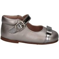 Chaussures Enfant Ballerines / babies Cucada 3585V ACERO argent