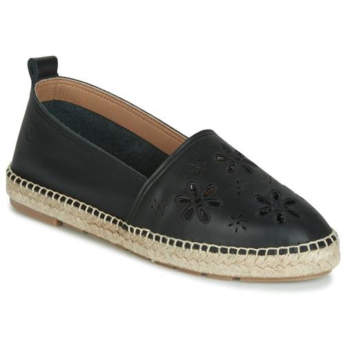 Chaussures Femme Espadrilles Betty London JAKIKA Noir