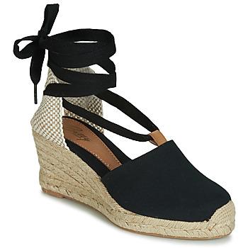 Chaussures Femme Sandales et Nu-pieds Betty London GRANDA Noir