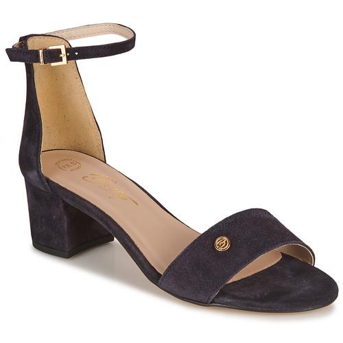 Chaussures Femme Sandales et Nu-pieds Betty London INNAMATA Marine