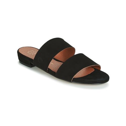 Chaussures Femme Mules Betty London JISTINE Noir