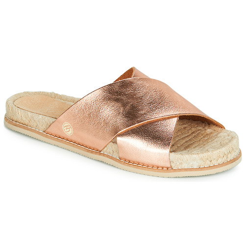 Chaussures Femme Mules Betty London JIKOTI Doré