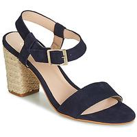 Chaussures Femme Sandales et Nu-pieds Betty London JIKOTIFE Marine