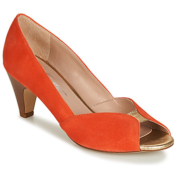 Chaussures Femme Escarpins Betty London JIKOTIZE Corail