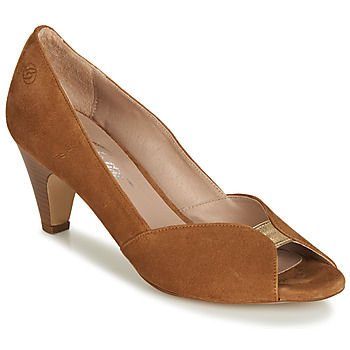 Chaussures Femme Escarpins Betty London JIKOTIZE Camel