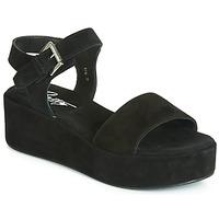 Chaussures Femme Sandales et Nu-pieds Betty London JIKOTETE Noir