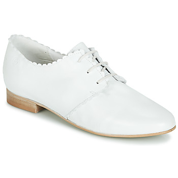 Chaussures Femme Derbies Betty London JIKOTEFE Blanc