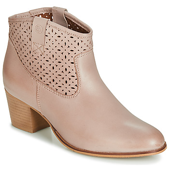 Chaussures Femme Bottines Betty London JIKOTEVE Taupe