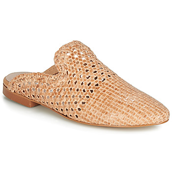Chaussures Femme Mules Betty London JIKOTEXE Camel
