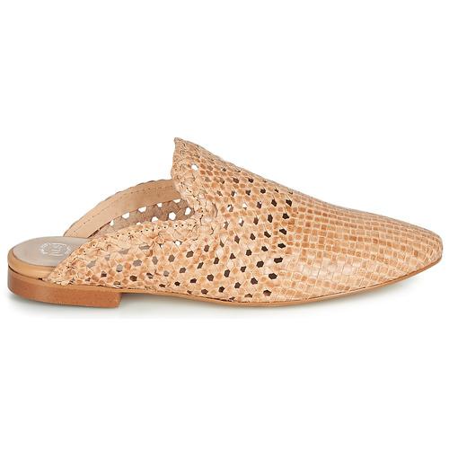 Betty London Jikotexe Camel - Livraison Gratuite- Chaussures Mules Femme 74