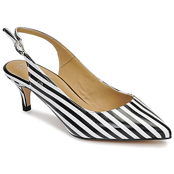 Chaussures Femme Escarpins Betty London JIKOTEPE Blanc