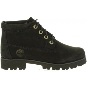 Chaussures Femme Bottines Timberland A1VM1 HERITAGE Negro