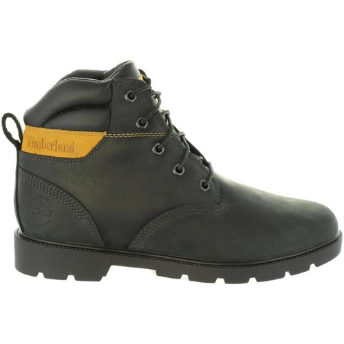 Chaussures Enfant Randonnée Timberland A1I2C LEAVITT Marr?n