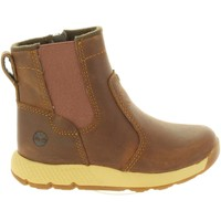 Chaussures Enfant Boots Timberland A1VVF METROROAM Marr?n
