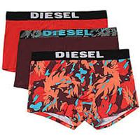 Sous-vêtements Homme Boxers Diesel Lot de 3 boxers Orange