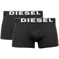 Sous-vêtements Homme Boxers Diesel Boxers  UMBX Noir
