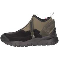 Chaussures Homme Baskets montantes Mg Magica U1831 Noir / Vert