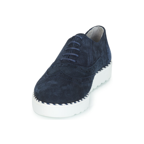 Ippon Vintage Femme Andy Derbies Flyboat Chaussures Marine Aj5L34Rcq