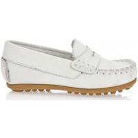 Chaussures Garçon Mocassins Garatti PR0055 Blanco