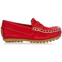 Chaussures Garçon Mocassins Garatti PR0055 Rojo