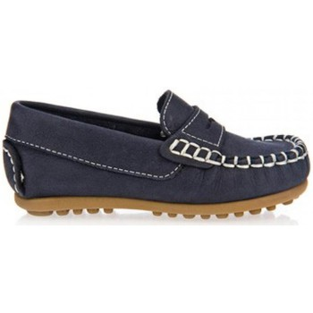 Chaussures Garçon Mocassins Garatti PR0055 Azul