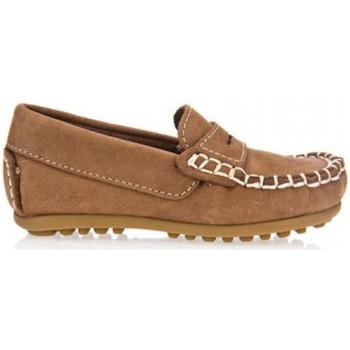 Chaussures Garçon Mocassins Garatti PR0055 Beige