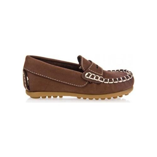 Chaussures Garçon Mocassins Garatti PR0055 Marrón