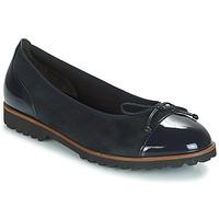 Chaussures Femme Ballerines / babies Gabor CAROLINA Marine