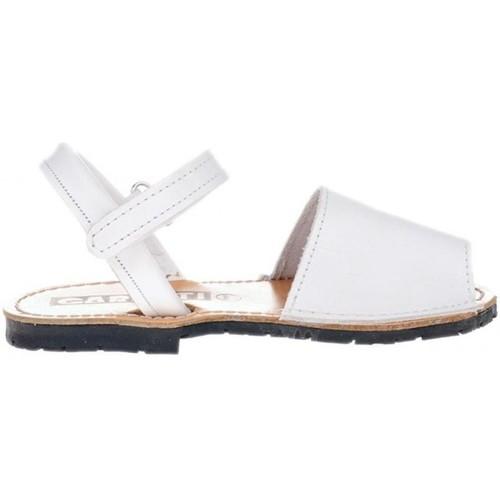 Chaussures Enfant Sandales et Nu-pieds Garatti AN0072 Blanco