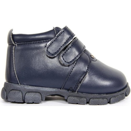 Chaussures Garçon Boots Happy Bee B155890-B1153 Azul