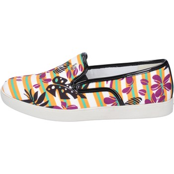 Chaussures Femme Slip ons Liu Jo slip on multicolor textile BT445 multicolor