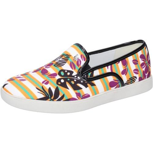 Chaussures Femme Slip ons Liu Jo slip on multicolor textile BT445 multicolor