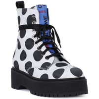 Chaussures Homme Boots At Go GO  BIG POIS NERO Bianco