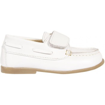 Chaussures Garçon Chaussures bateau Garatti PR0049 Blanco