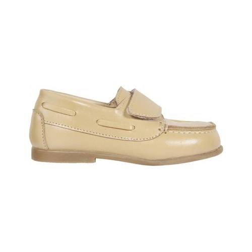 Chaussures Garçon Chaussures bateau Garatti PR0049 Beige